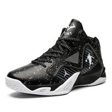 Basketball Shoes Men's And Women's Sneakers Combat Boots High-Top Breathable Non-Slip Wear-Resistant