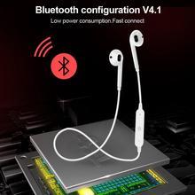 S6 sans fil BT V4.1 casque sport Mini stéréo dans loreille écouteurs casque sport casque stéréo écouteurs avec micro