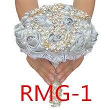 اكسسوارات الزفاف الزفاف تحمل الزهور 3303 RMG