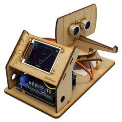 Personalizar diy mini painel solar rastreador 2 eixos 6v 5w placa de controlador energia eletrônica servo duino expansão brinquedo máquina