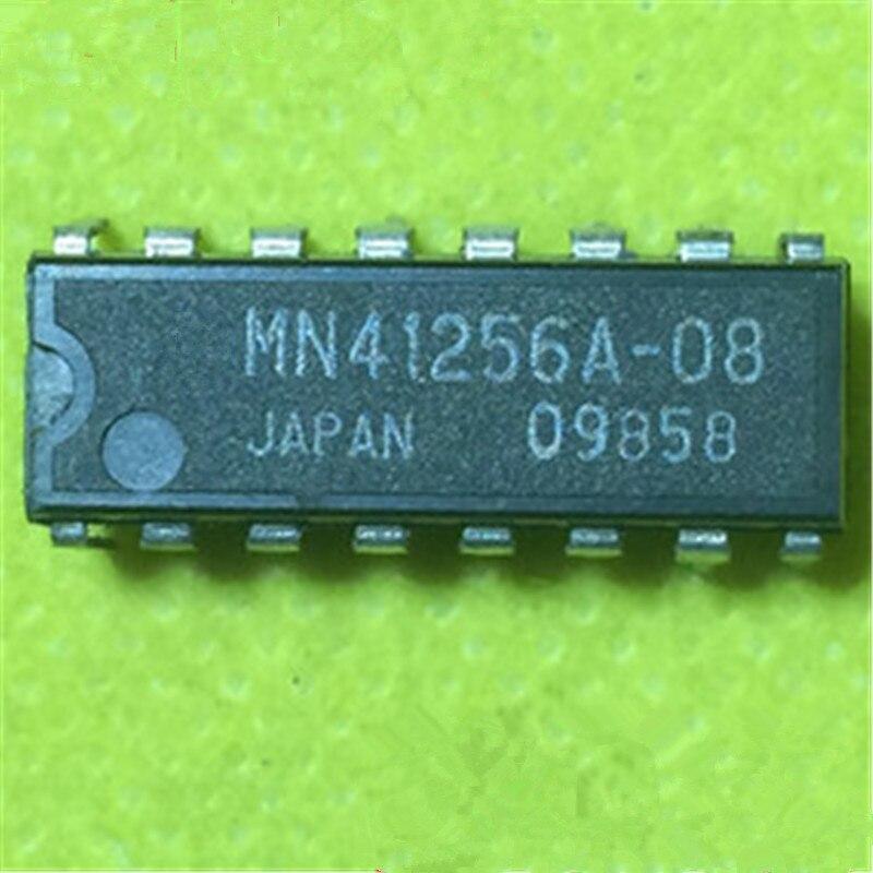 1pcs/lot MN41256-12 MN41256A-08 MN41256A-12 MN41256 DIP-16
