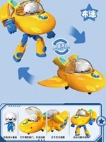 super boomi transformation robot kit models deformation educational toys anime action figure vehicle toy for kid holiday gifts 1