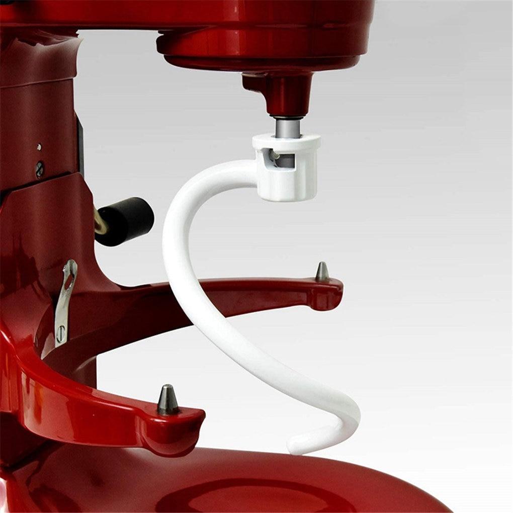 Gancho de aluminio para masa, cabezal de mezcla en espiral, Herramienta de mezcla para hogar, reemplazo para Kitchenaid 6QT