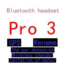 Casque Bluetooth sans fil pro 2 3 TWS écouteurs de téléphone portable de haute qualité en gros