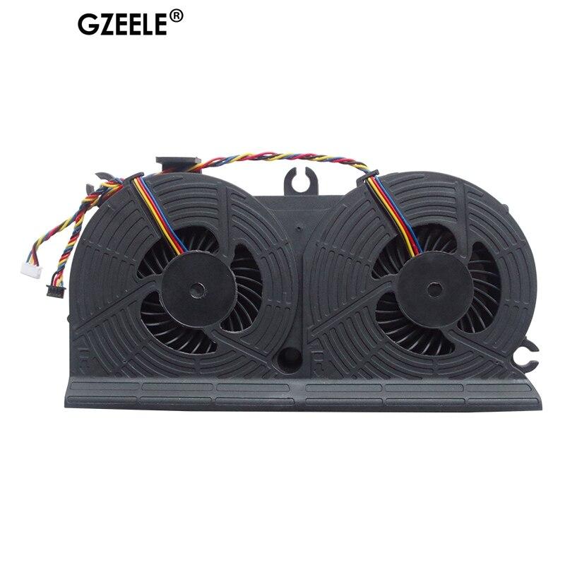 Новый охлаждающий вентилятор для ЦП вентилятор охлаждения для HP EliteOne 800 G1 705 G1 все-в-одном 733489-001