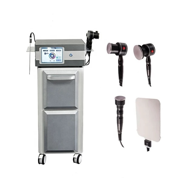 Tecar therapy monopolar RF diathermy machine RET CET indiba body shaping sliming face lift skin tightening machine