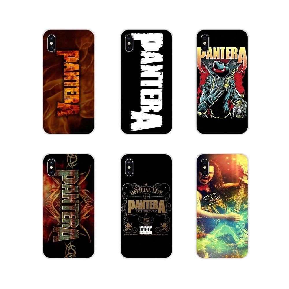 Мягкий чехол для Apple iPhone X XR XS 11Pro MAX 4S 5S 5C SE 6S 7 8 Plus ipod touch 5 6 Phil Anselmo Pantera Ritual Metal Band