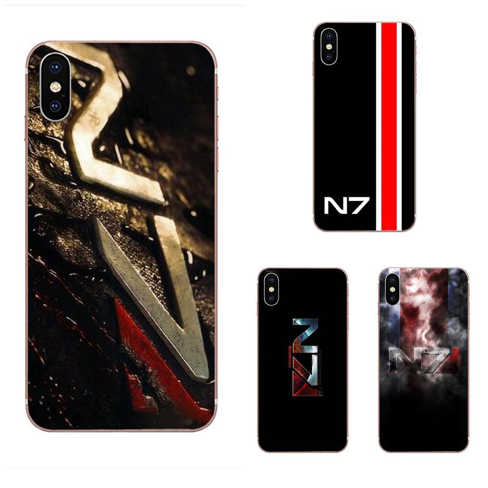 Greatest Mass Effect N7 Armour Soft Popular Hot For Galaxy Grand A3 A5 A7 A8 A9 A9S On5 On7 Plus Pro Star 2015 2016 2017 2018