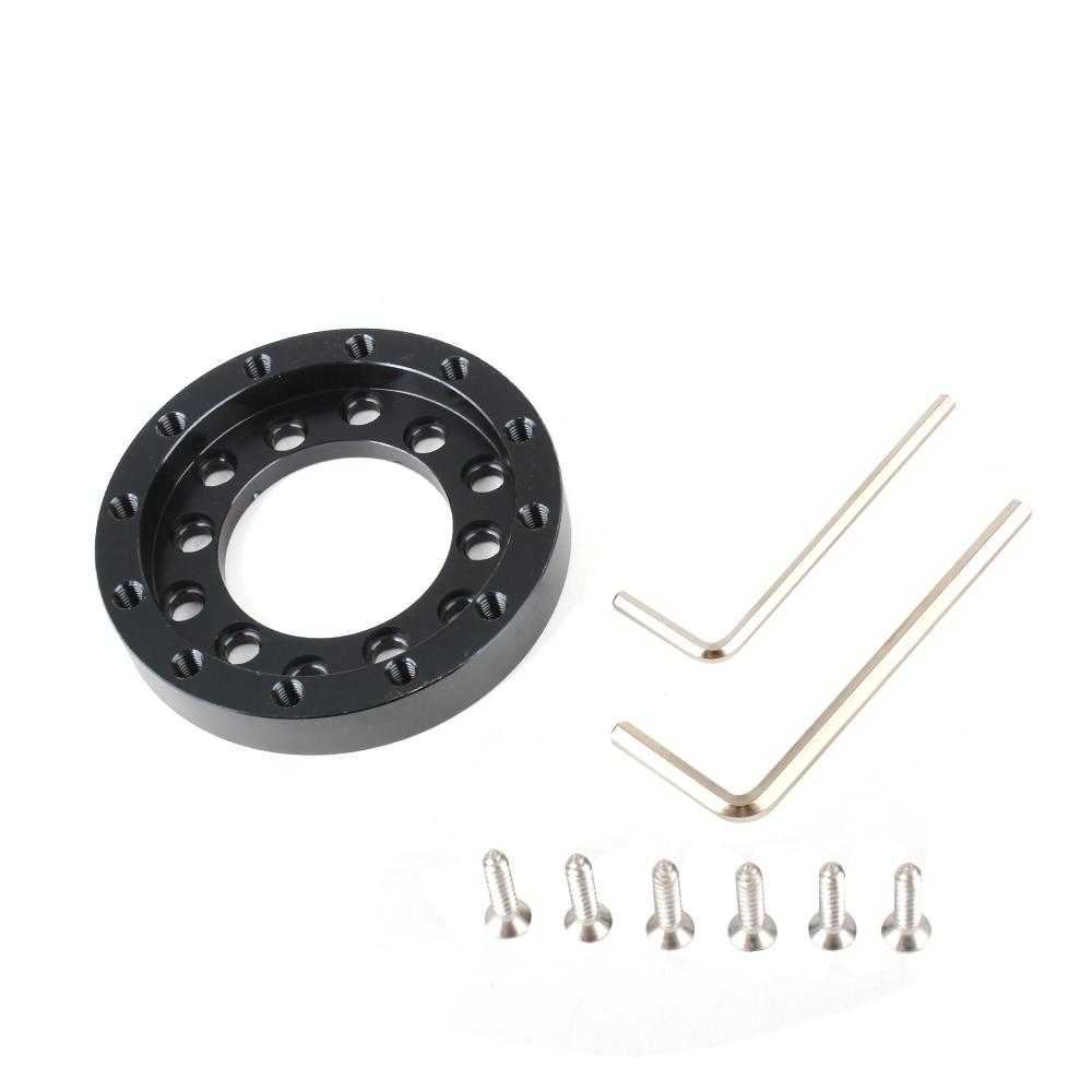 Steering Wheel Adapter Plate  for Logitech G25 or Logitech G27 steering wheels Screw Hex Wrench