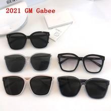 2021 Zeiss Lense Fashion Cat Eye Sunglasses Korea GENTLE Designer Women Sun Glasses Fashion Lady Lux