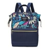 Нейлоновая женская школьная сумка, вместительные рюкзаки на ремне для мам и детей, Модный деловой портфель для ноутбука