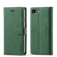 for iphone 8 plus case flip 360 magnetic wallet case on iphone 8 8plus case leather vintage phone cover for i phone 8 apple case