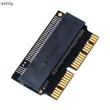 50 stücke Für Macbook SSD Adapter NVMe PCIe M.2 M Schlüssel SSD für Macbook Air 2013 2014 2015 Expansion Karte für Macbook Pro Retina A1398