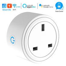 Smart Socket Plug Basic WiFi Wireless APP Remote Control Socket Adapter Power for Alexa Echo Google Assistant Homekit Mini IFTT