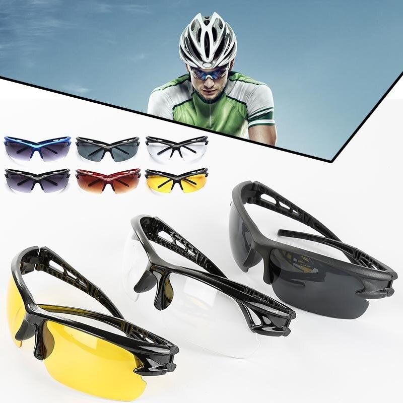 Gafas de senderismo hombres mujeres gafas de sol gafas de ciclismo deportes al aire libre anti-UV de vestimenta de excursionismo accesorios gafas