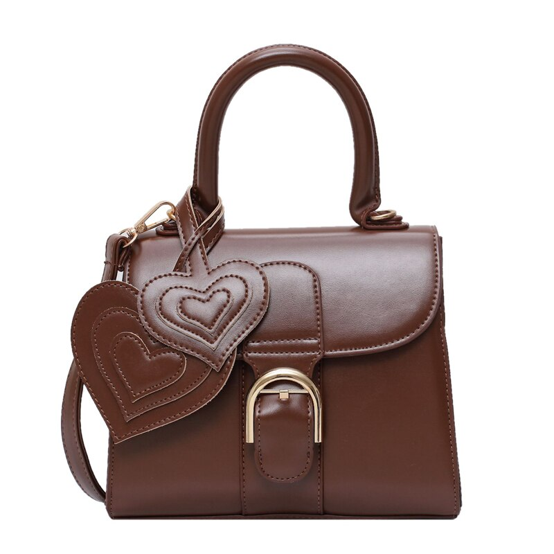 2020 New Fashion Wild Female Fashion Flip BagBags High Quality Luxury Lady Tote Women's PU Leather Handbags Shoulder Bags