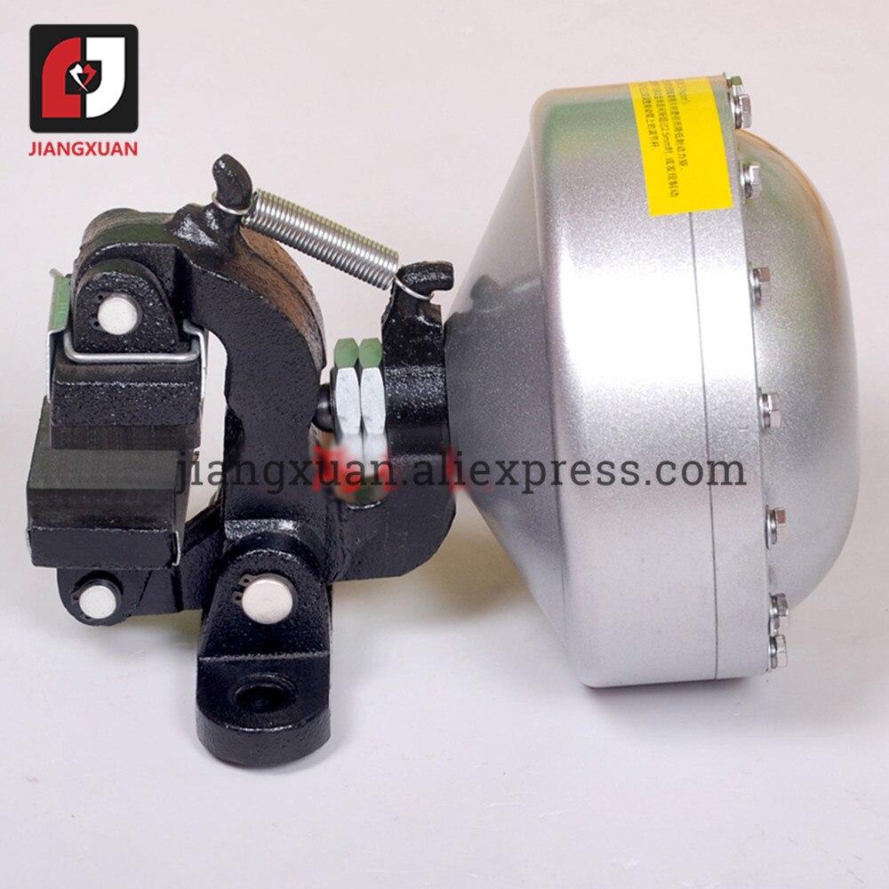 DBNF 10 20 38 عمودي عادة مغلقة ضغط الهواء السلامة مكبح قرصي الهواء كسر الفرامل الربيع قرص فرامل الفرامل