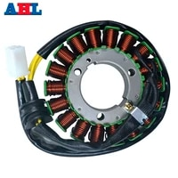 motorcycle generator stator coil comp for yamaha fz6 fz6n fz6s fz6ns fz6na fz6 sa2 s2 nhg sa sw fazer abs 5vx 81410 00 00