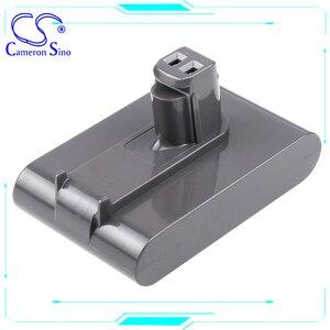 Cameron Sino 1500mAh Li-ion Battery For Dyson DC30, DC31, DC31 Animal pro Part No. 917083-07 33.3Wh