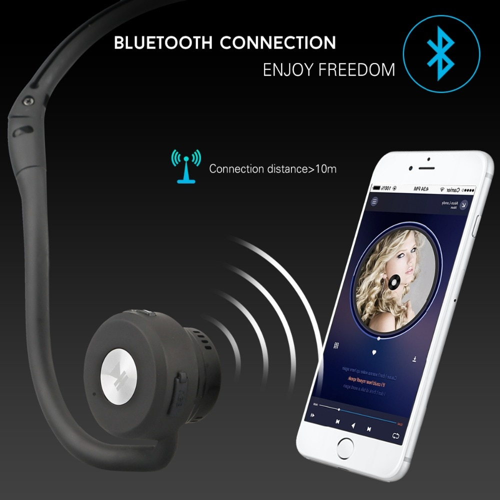 Wireless bluetooth hearing aids bone conduction Amplifier hearing aid for the elderly deafness Ear Aids for Elderly Moderate enlarge
