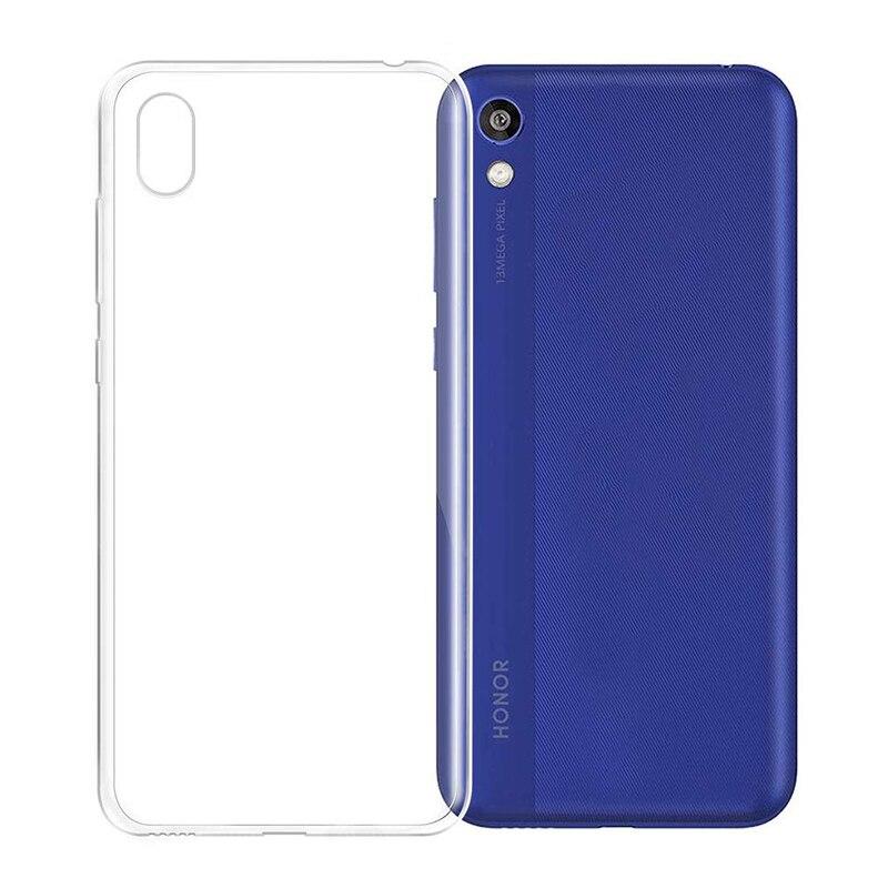 TPU transparente para Huawei Y5/Y5 Prime 2019 HuaweiY5 Y52019 Y5Prime Y5Prime2019 AMN-LX9 funda trasera de silicona transparente