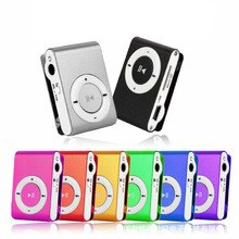 NEW Big promotion Mirror Portable MP3 player Mini Clip MP3 Player waterproof sport mp3 music player