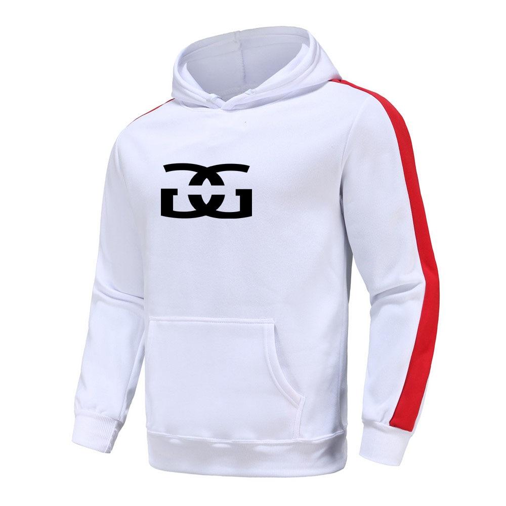 G موضة العلامة التجارية الرجال هوديس 2021 ربيع الخريف الذكور هوديس بلوزات غير رسمية الرجال هوديس البلوز القمم ثلاثية الأبعاد تيار مستمر G