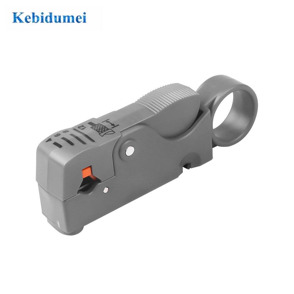 KEBIDU – pince à dénuder automatique, 1 pièce, pince à sertir multi-outils, outils de câble, pince de décantation