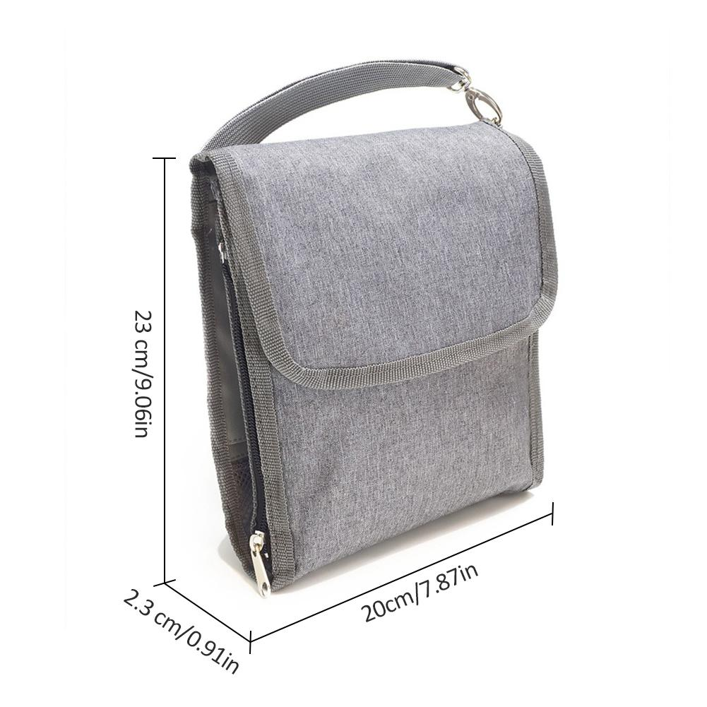 Multifunction Portable Diaper Changing Bag Pad Folding Bag Baby Foldable Waterproof Diaper Changing Mat Portable Changing Pad