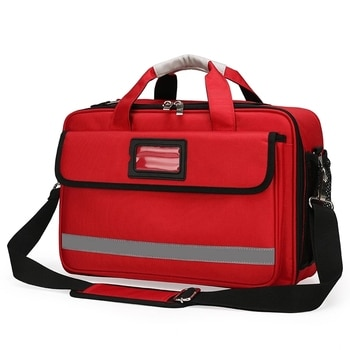 First Aid Medical Bag Outdoor Emergency Rescue Large Capacity Bag Empty Waterproof Multi-pocket Sports Travel Nylon Bags