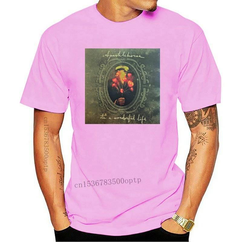 New Sparklehorse It A Wonderful Life Danger Mouse PJ Harvey T-shirt S M L XL 2XL
