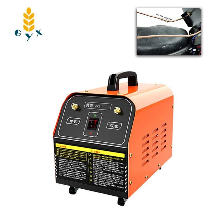 مضخة تفريغ لتكييف هواء السيارة/صيانة تكييف الهواء/آلة تعبئة غاز التبريد/آلة الفلوريد