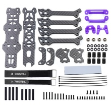 PHISITAL QIAN HD5 5 inch prop 228mm Digital FPV System HD Freestyle Quadcopter Frame Accessories Par