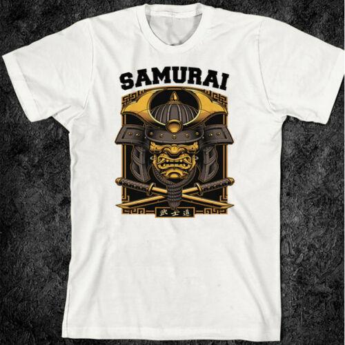 Playera de Samurai Bushido japonés dragón Tigre Guerrero Katana espada Ronin playera Ninja camisetas Unisex