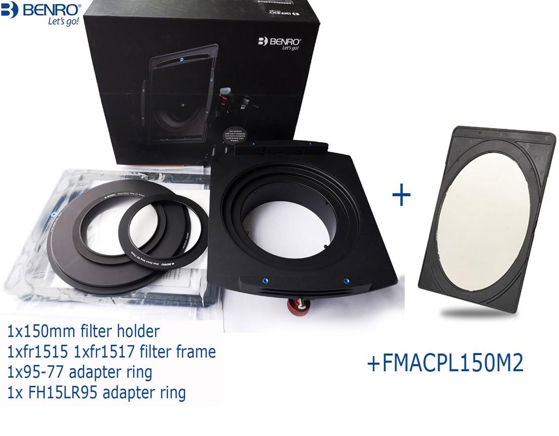 Benro 150 مللي متر FH150M2 حامل مرشح + FMACPL150M2 cpl kit