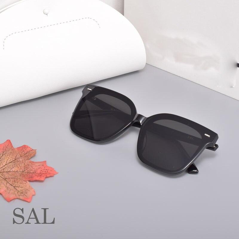 نظارات شمسية مستقطبة مربعة الشكل للرجال والنساء ، نظارات شمسية للجنسين ، عصرية ، UV400 ، 2021