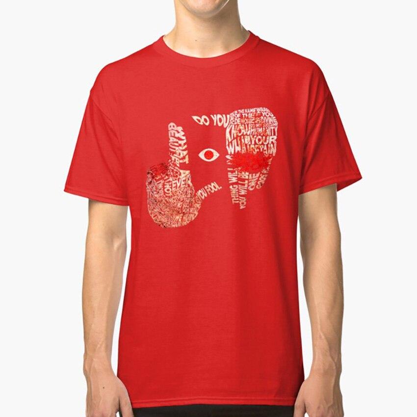 Camiseta de tipografía Hellsing-Alucard, tipografía de Ultimate Alucard draucard, Manga de Anime, empollón Geek