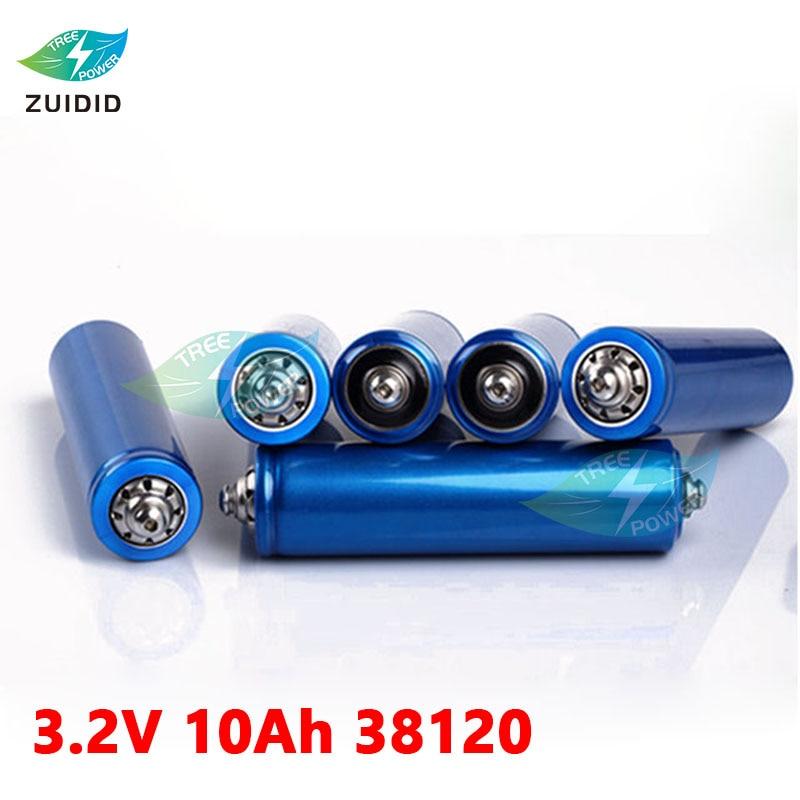 جديد الوصول 38120 38120S Lifepo4 3.2v 10ah بطارية ليثيوم دورة عميقة لتقوم بها بنفسك 12 فولت 36 فولت 20 أمبير سكوتر سيارة تنظيف آلة