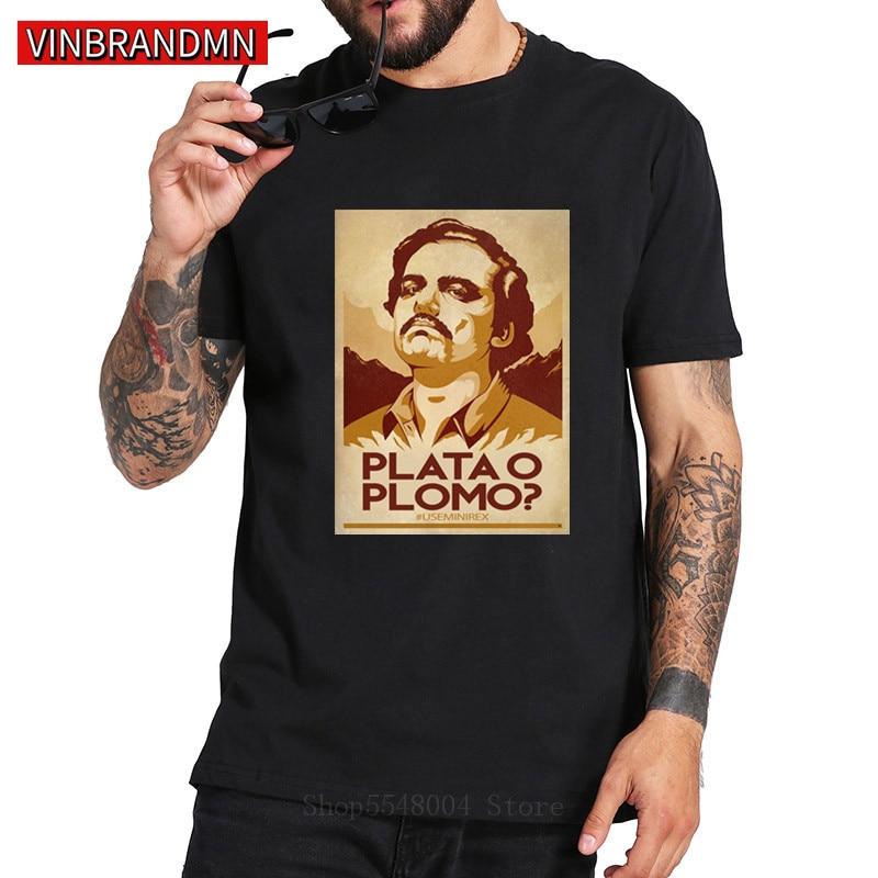 2020 nueva moda, diseño de esperanza, Camiseta de Plata O Plomo para...