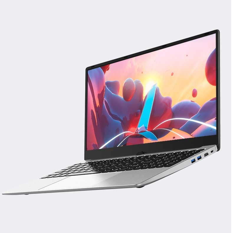 high specification 15.6 inch laptop computer Core i7 cpu Slim netbook pc oem custom wholesales