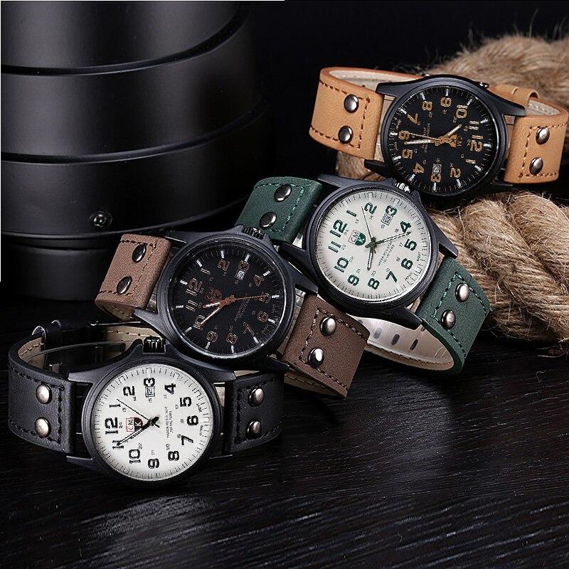 Reloj masculino de lujo de marca famosa, reloj deportivo resistente al agua, relojes militares para hombre, Reloj de acero inoxidable para hombre, reloj de mujer