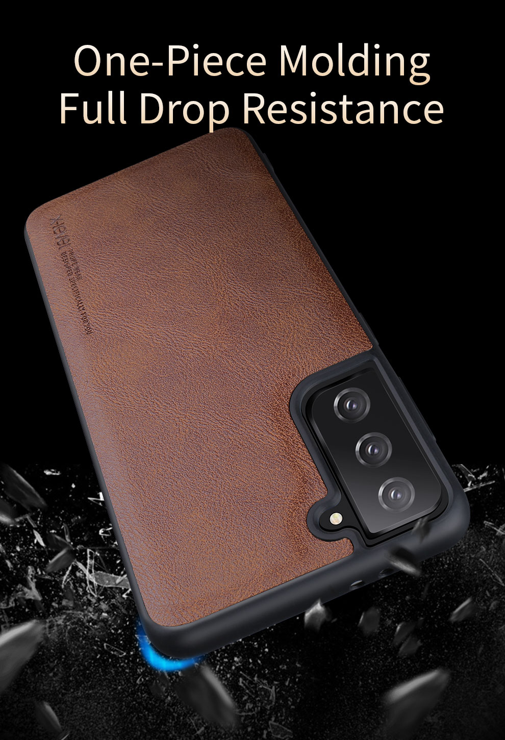 Galaxy S21 Plus Leather Case 9
