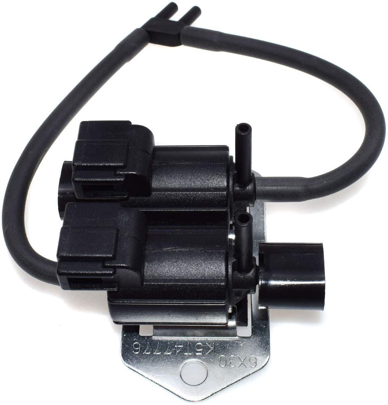 Oem mb620532 mr130381 k5t47776 k5t81794 da válvula do solenóide do interruptor de controle do vácuo para mitsubishi montero 3.5l/3.8l 2001-2006