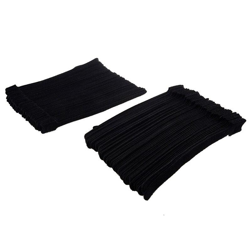 Paquete de cinta de nailon reutilizable 100