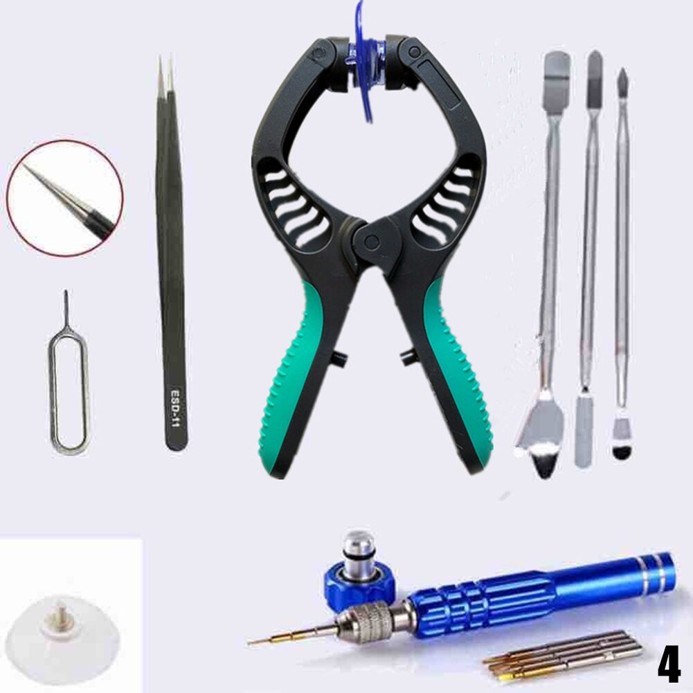Mobile Phone Repair Tools Kit Opening Disassemble Tool Screwdriver Set for Cell Phone  B88