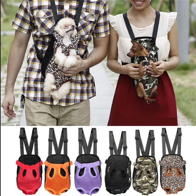 Bolsa para perros, mochila de viaje para gatos y mascotas, transportadora de malla para perros pequeños, bolsas de transporte, mochilas para peso de 1,5 kg-9,5 kg para mascotas