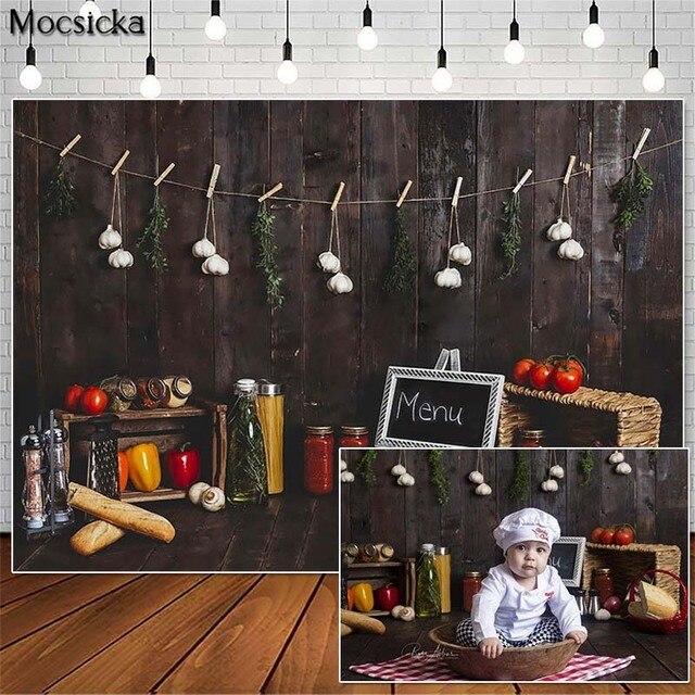 Mocsicka тема спагетти детский день рождения фотографии фоны торт разбивать 1 й День рождения фото реквизит Студия Стенд фон