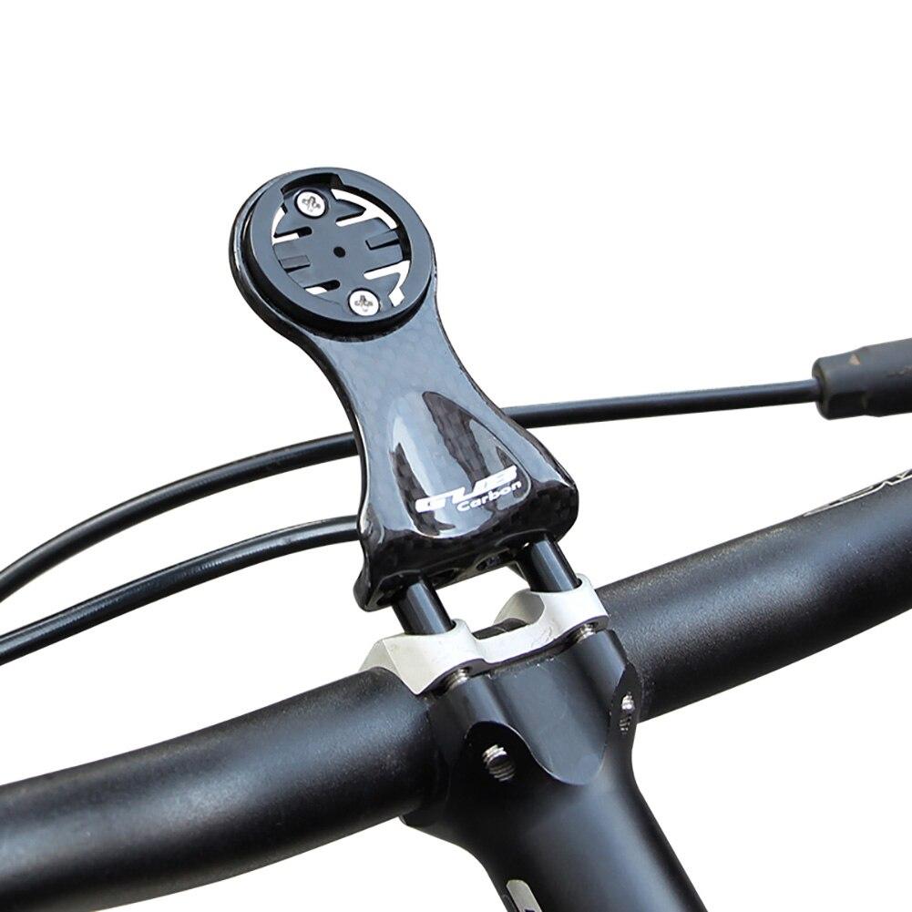 Велосипедный держатель для спидометра из углеродного волокна кронштейн для удлинения велосипедный компьютер одометр телефон стойка аксес...