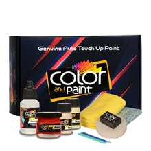 Color and Paint for Mitsubishi Automotive Touch Up Paint - BLACK - AC10894 - Paint Scratch Repair, E