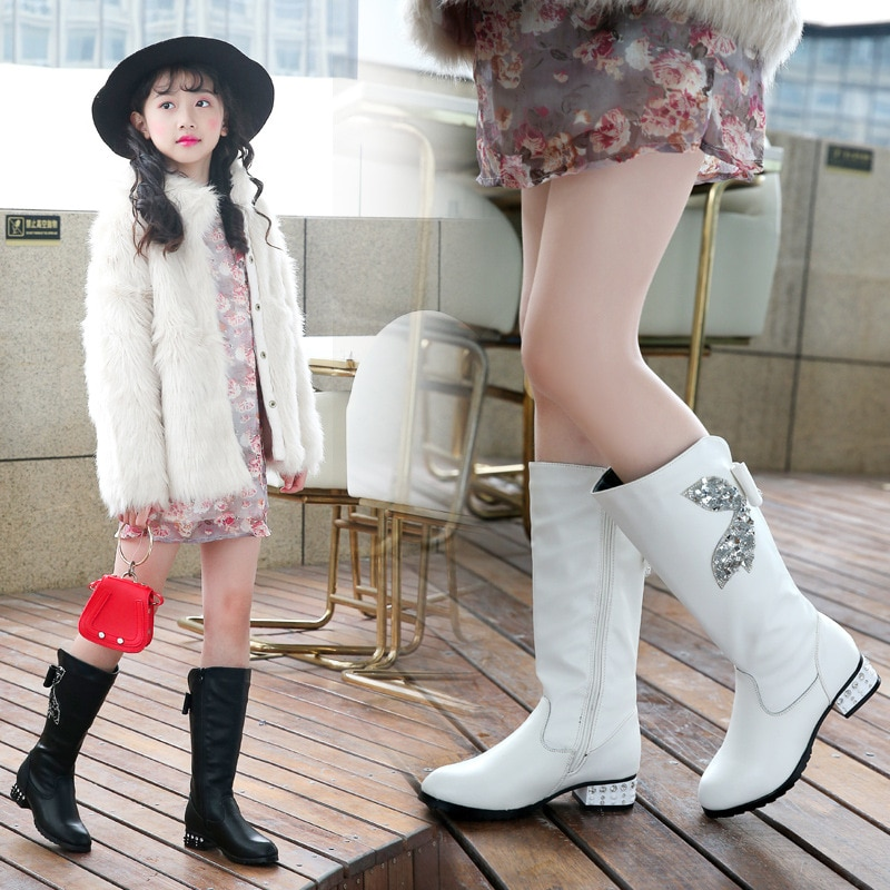 new-children-fashion-high-boots-girls-princess-genuine-leather-student-performance-baby-kids-shoes-winter-short-plush-03